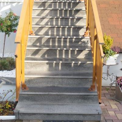 Escalier externe